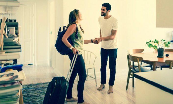 Home-sharing insurance