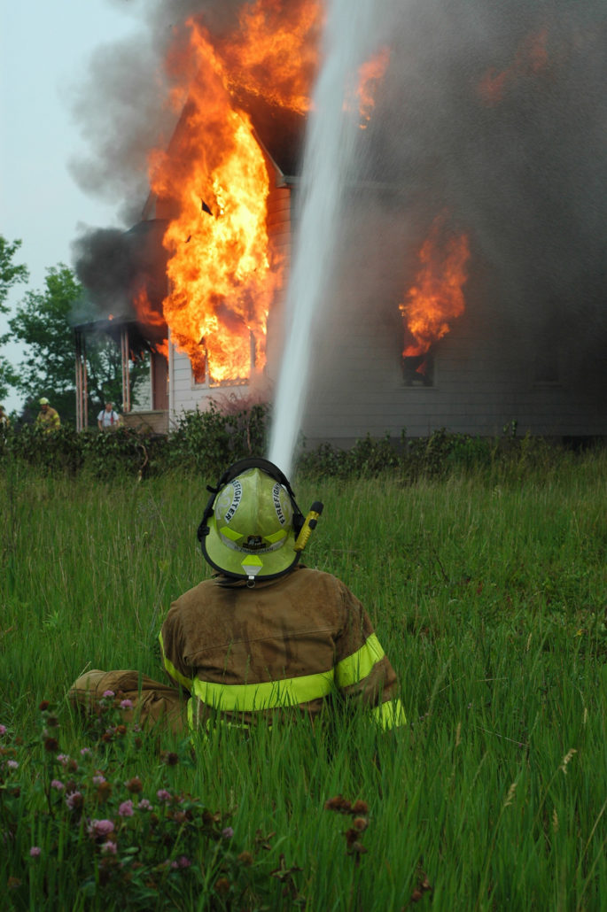 Working Ventures Insurance protect your home and property from wildfire